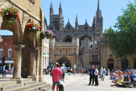 Cathedral Square | Peterborough