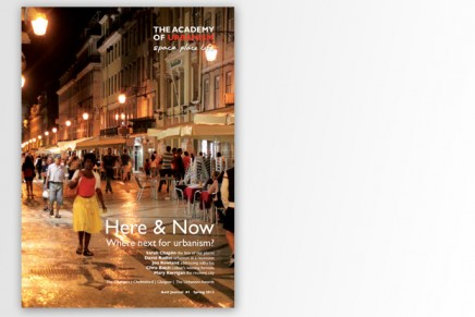 Here & Now 1: Where next for urbanism?
