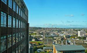 Bradford City Skyline
