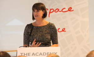 Kate Henderson, Chief Executive, TCPA