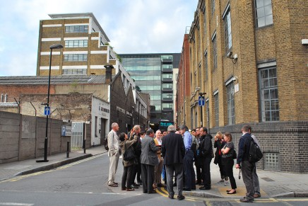 Learning from King's Cross, Regent Quarter & Kings Place