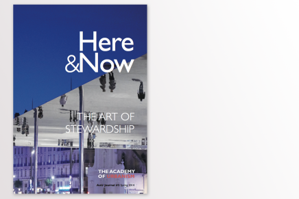 Here & now 3: The art of stewardship