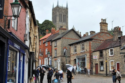 Steep Hill | Lincoln