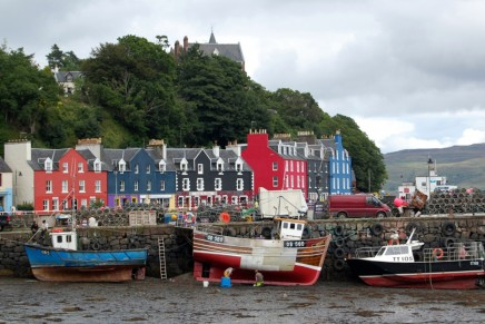 Tobermory Harbour | Isle of Mull, Scotland