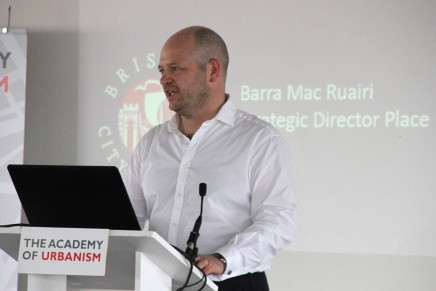 Barra Mac Ruairi – Welcome to Bristol