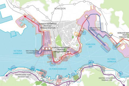 Hong Kong 2020: The Dragon Tram Strategic Vision