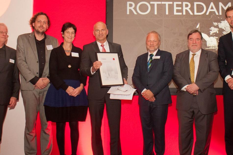 Urbanism Awards: Rotterdam takes top prize
