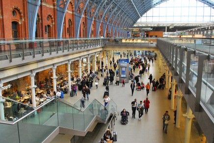 St Pancras International | London