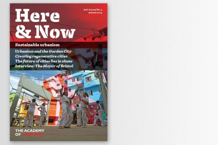 Here & Now 4: Sustainable Urbanism