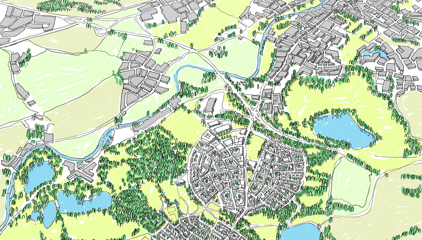 Uxcester - Aerial Perspective (2)
