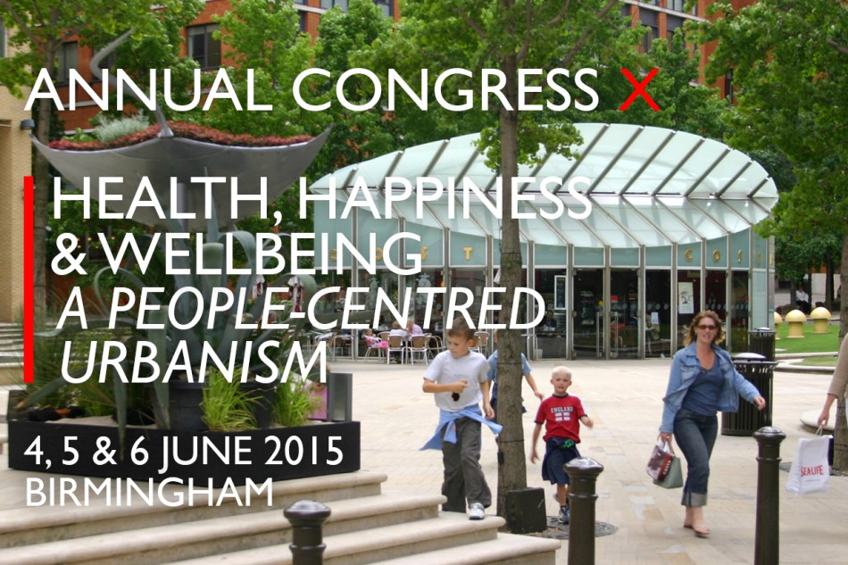 Annual Congress X – health, happiness & wellbeing