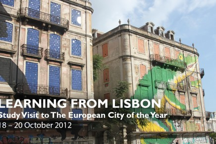 Report / Learning from Lisbon