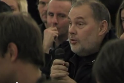 Video / Towards a New Urbanism: Audience Debate Response