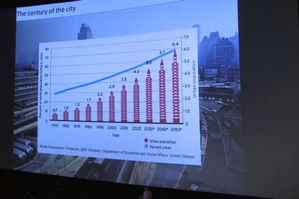 Video / Birmingham: The Smarter, Greener Science City Rick Robinson keynote