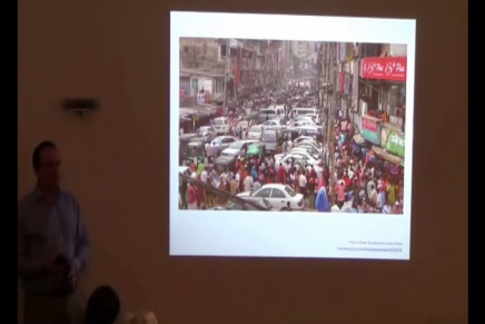 Video / Digital Urbanism: finding the balance between 'on-land' and 'on-line'