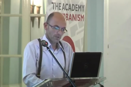 Video / Towards a New Urbanism: Wayne Hemingway