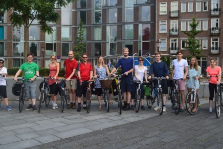 Visit / Windmills and Wheels: Cycling in the Netherlands with the AoU