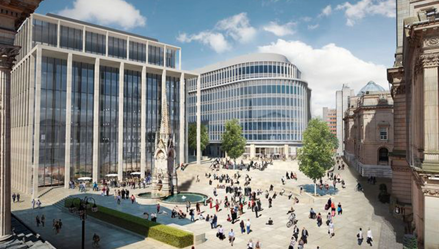 Birmingham Council Design Principle Public Buildings