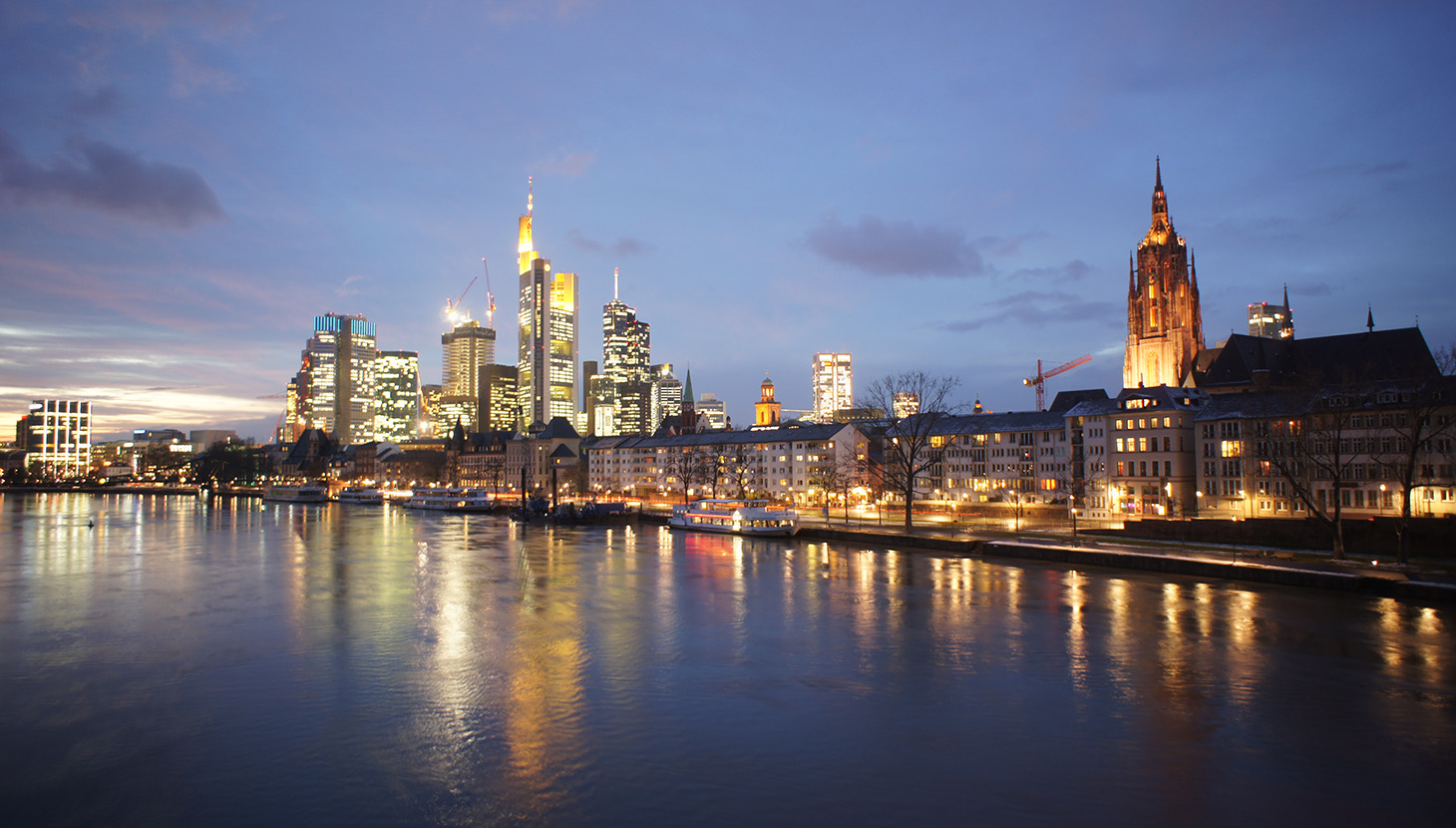 Frankfurt: leading the way in the 'Planet' category ph. Barnyz Flickr