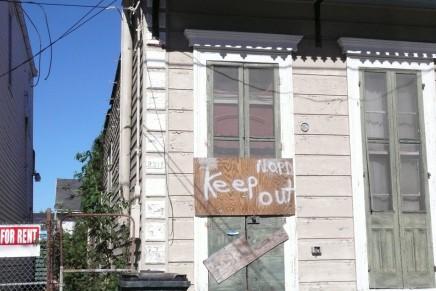 Journal / Rebuilding  New Orleans