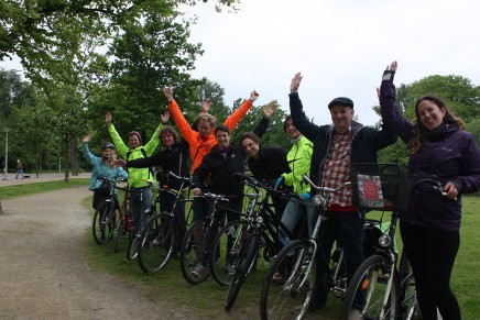 YU Report / Windmills and Wheels: Cycling the Netherlands