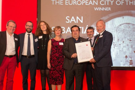 San Sebastián scoops the top prize at the Urbanism Awards