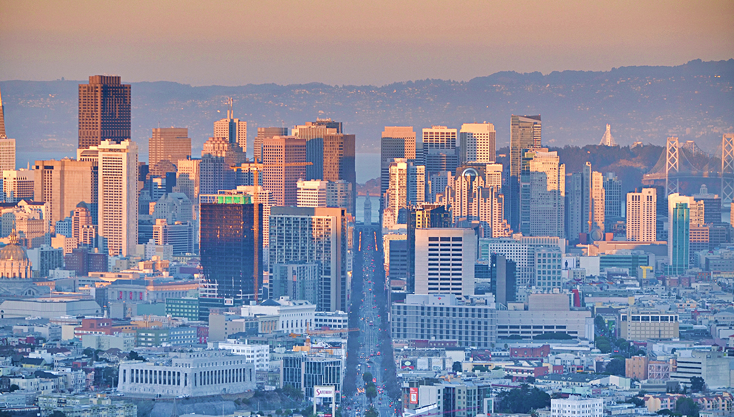 San Francisco. ph. Daniel Perks (Flickr)