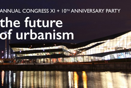 AoU Congress XI: The Future of Urbanism