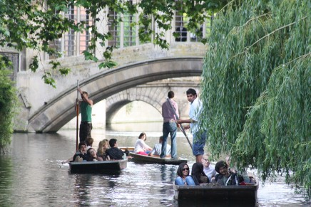 YU Event / The Cambridge Phenomenon: reviewing and assessing an innovation rich city