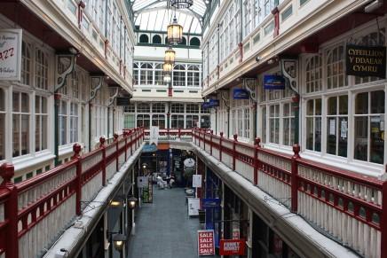 The Arcades   Cardiff