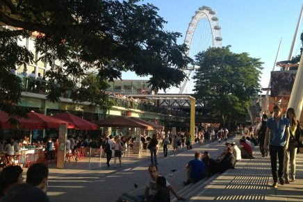YU Report / Building Long-term Resilience in London