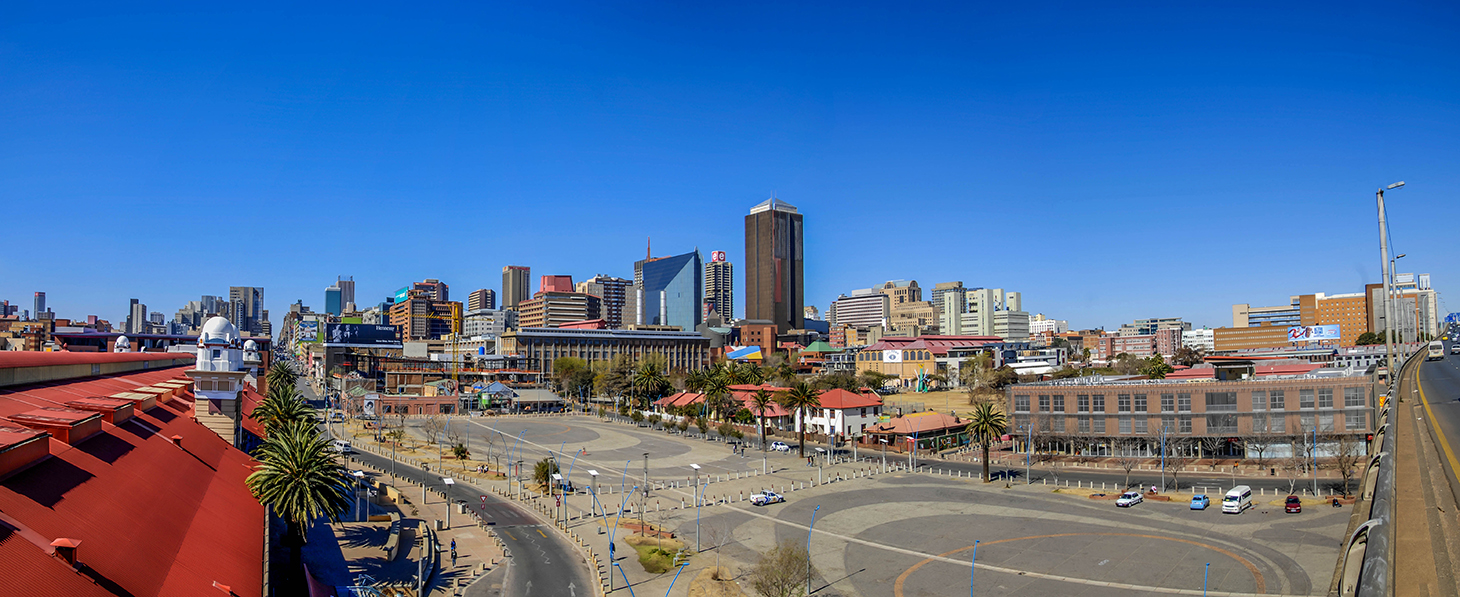 Johannesburg city centre ph. Paul Saad