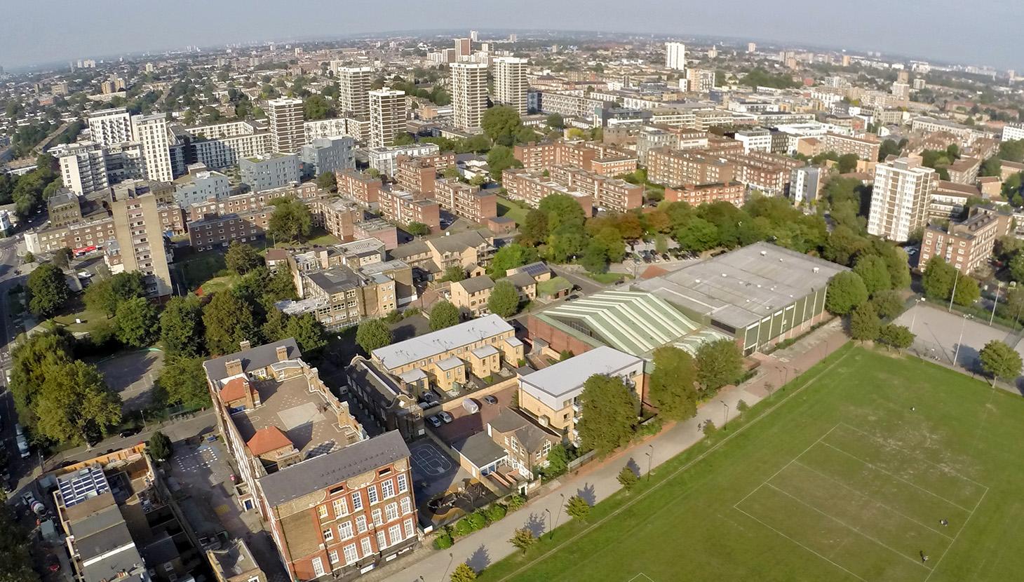 New Era, De Beauvoir and Colville estates ph. Alan Denny