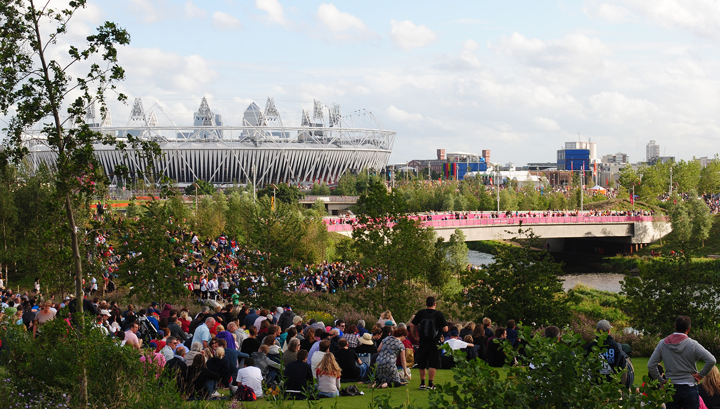 The London 2012 Games ph. Simon