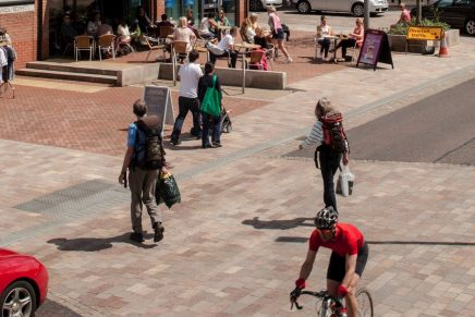 Event / Streets Beyond: Beyond Streets – The Changing Role and Purpose of Public Space