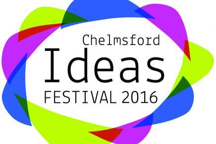 Chelmsford Ideas Festival 2016