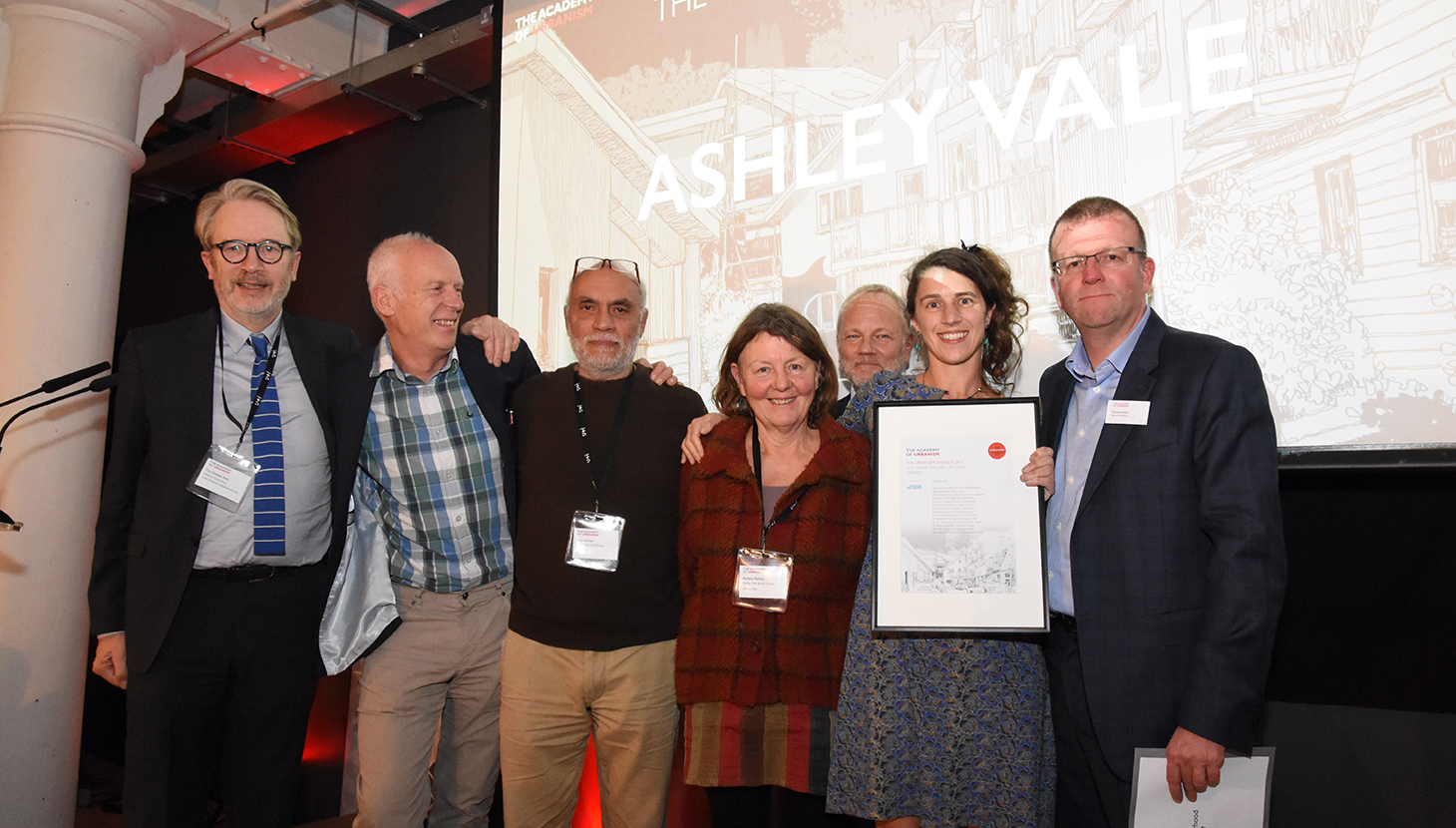 Ashley Vale wins The Great Neighbourhood Award
