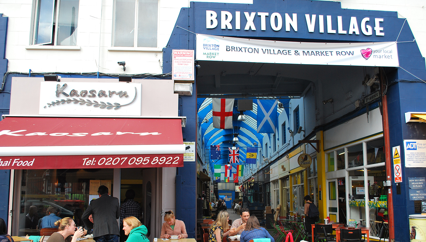 The new wave of delis and restaurants in Brixton Village
