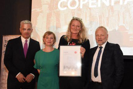 Copenhagen wins European City of the Year at 2017 Urbanism Awards