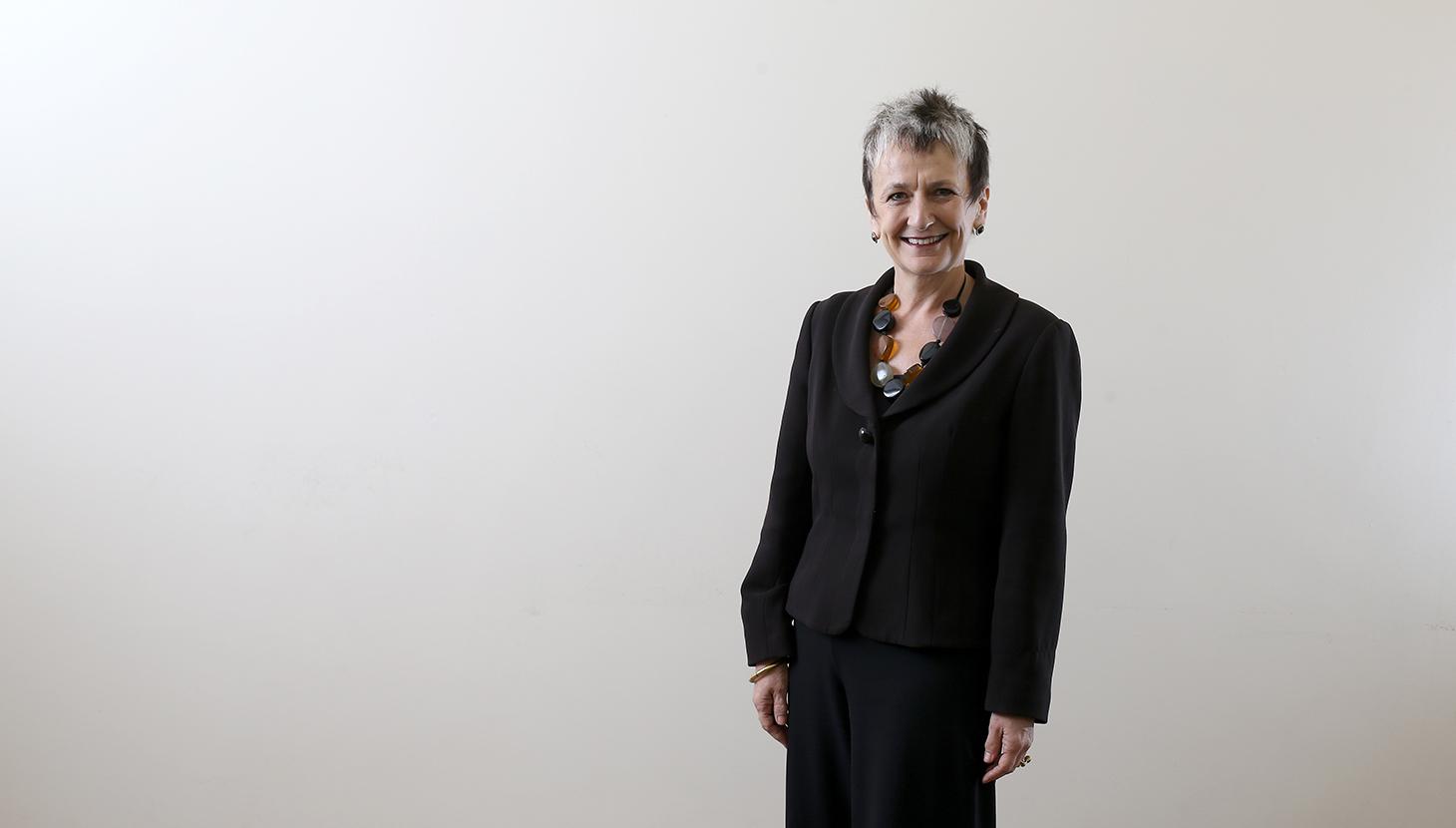 Julia Unwin CBE AoU