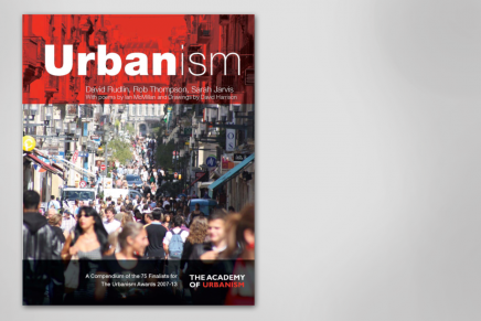 Urbanism: 75 Great Places 2009-2013
