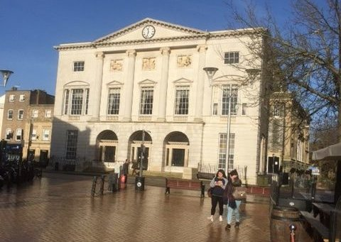 The Heritage Triangle Project: Essex Shire Hall