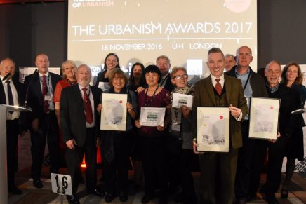 2018 Urbanism Awards Ceremony + Learning From Europe