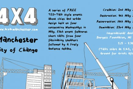 4×4 Manchester: City of Change