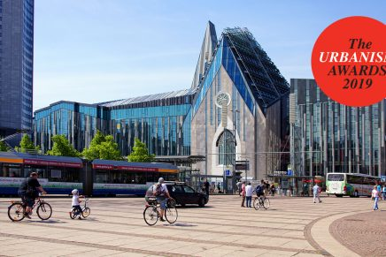 Leipzig wins European City of the Year at 2019 Urbanism Awards