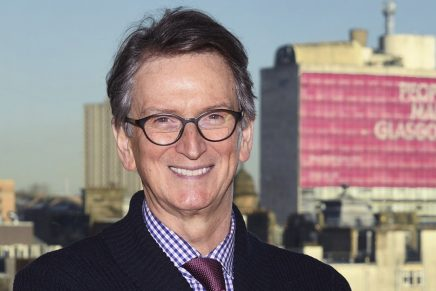 Professor Brian Evans AoU appointed as Glasgow's first ever City Urbanist
