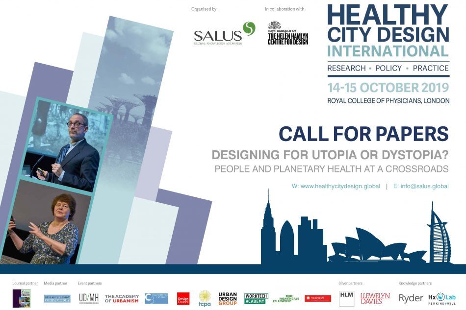 Designing for utopia or dystopia? People and planetary health at a crossroads – Call for Papers